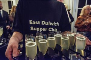Christmas East Dulwich Supper Club - with free flowing beverages - Wednesday 19th December 2018 @ fifty seven