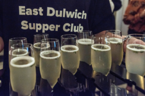 East Dulwich Supper Club - Thursday, 4th April 2019 @ fifty seven