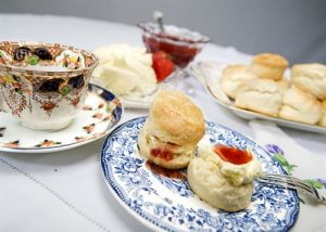 Sweet Scone Making Class with Suzanne James 10am @ Fifty Seven