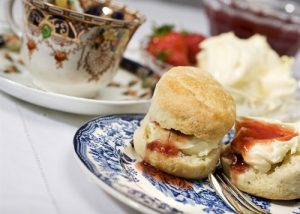Cream Tea at fiftyseven 12.00pm @ FIFTY SEVEN