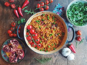Vegan & Vegetarian African Cooking Class with Lerato 2pm @ Fifty Seven Twitter & Instagram