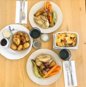 Sunday Lunch at Fifty Seven 1pm or 3pm sitting @ Fifty Seven